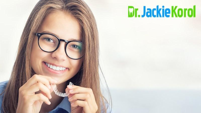 Dr. Jackie Korol Invisalign Solutions for Children in Calgary